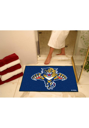 Florida Panthers 34x45 All-Star Interior Rug