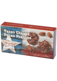 Texas 2 Piece Praline Candy