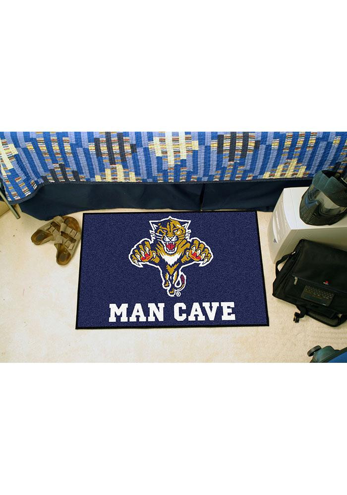 Florida Panthers 19x30 Starter Interior Rug - Image 1