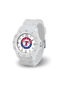 Texas Rangers Womens Cloud Watch - White
