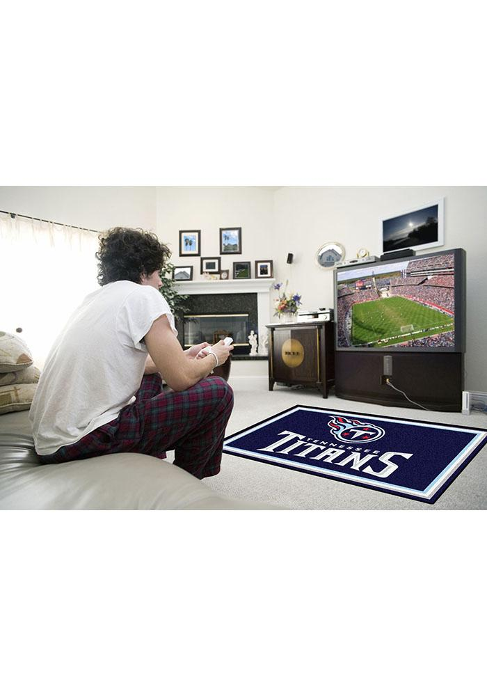 Tennessee Titans 4x6 Interior Rug - Image 1