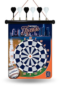 Detroit Tigers Magnetic Dartboard Game
