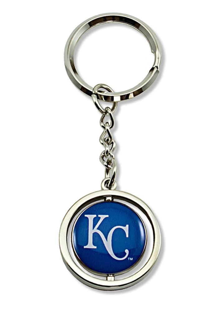 Kansas City Royals Spinner Keychain