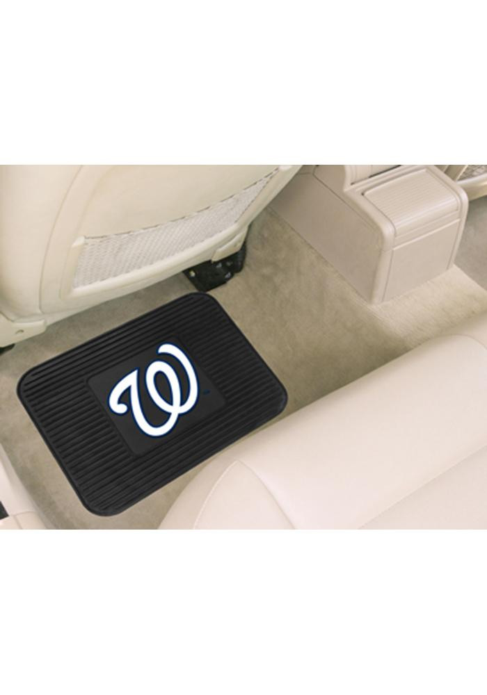 Sports Licensing Solutions Washington Nationals 14x17 Utility Car Mat - Image 1