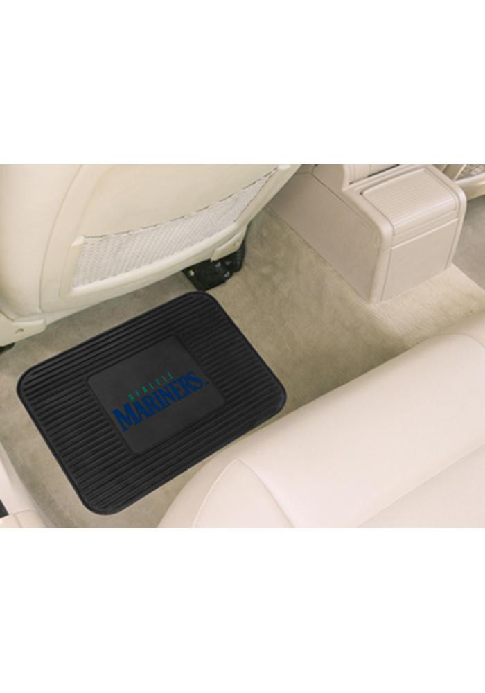 Sports Licensing Solutions Seattle Mariners 14x17 Utility Car Mat - Image 1