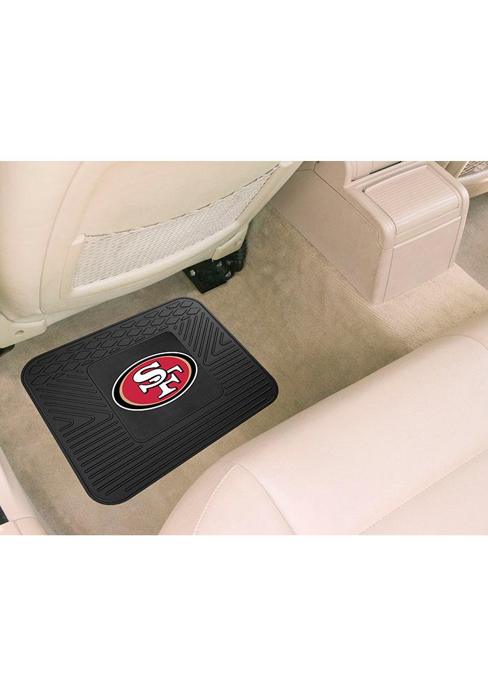 Sports Licensing Solutions San Francisco 49ers 14x17 Utility Car Mat - Image 1