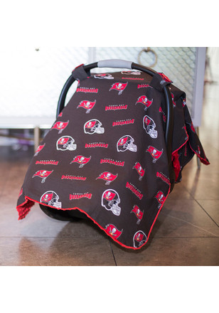 Tampa Bay Buccaneers Canopy Car Seat