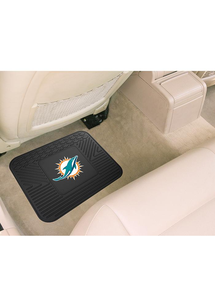 Miami Dolphins 14x17 Utility Car Mat - Image 1