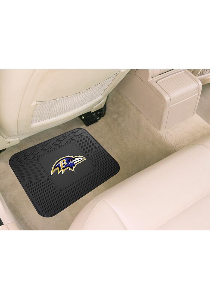 Sports Licensing Solutions Baltimore Ravens 14x17 Utility Car Mat - Image 1