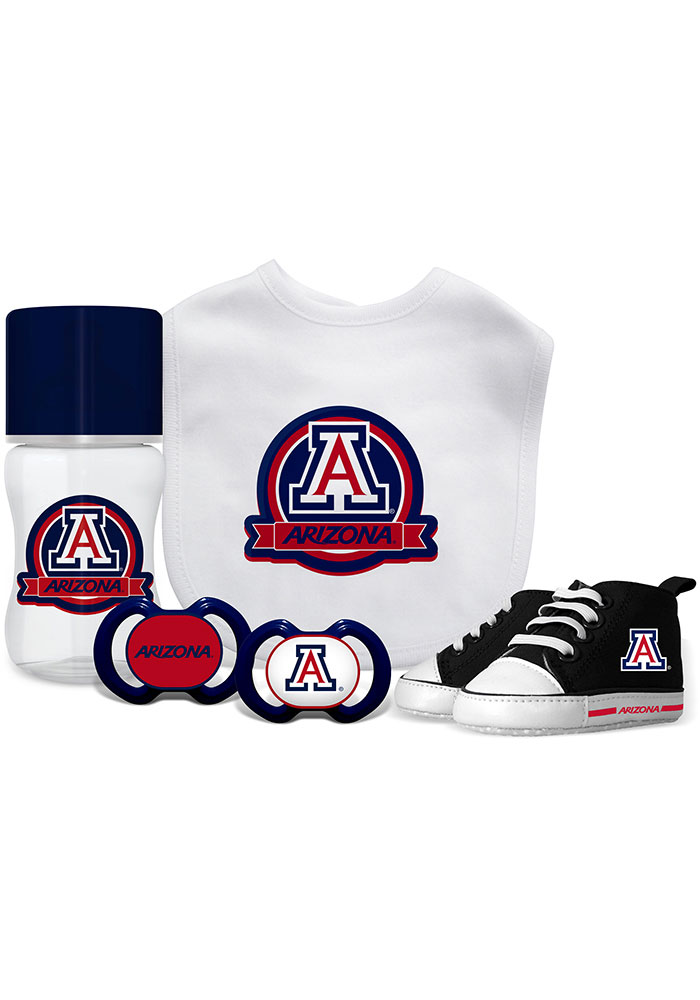 Arizona Wildcats 5-Piece Baby Baby Gift Set - Image 1