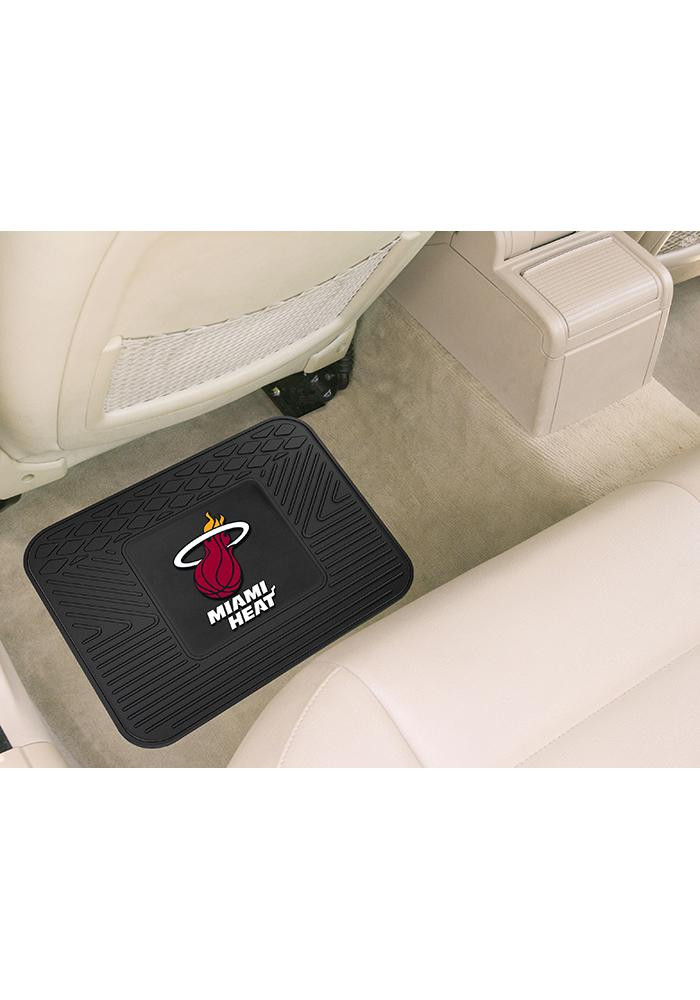 Miami Heat 14x17 Utility Car Mat - Image 1