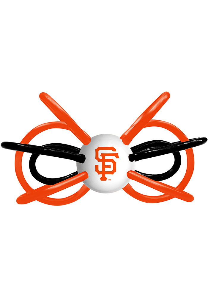 San Francisco Giants Teether Baby Rattle - Image 1