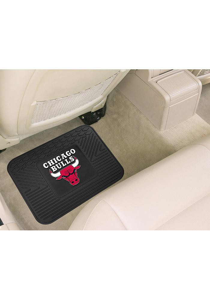 Chicago Bulls 14x17 Utility Car Mat - Image 1