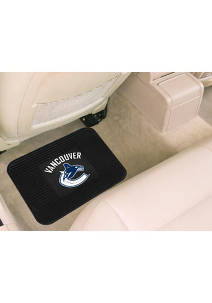Sports Licensing Solutions Vancouver Canucks 14x17 Utility Car Mat - Image 1