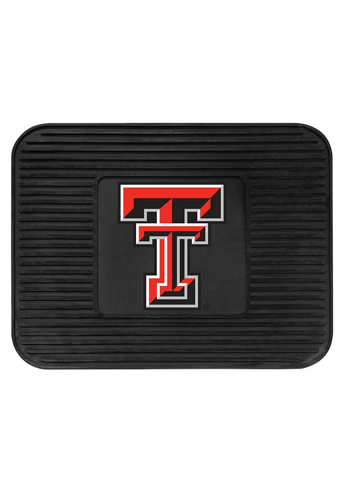 Sports Licensing Solutions Texas Tech Red Raiders 14x17 Utility Car Mat - Image 1