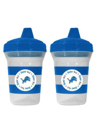 Detroit Lions Baby 2PK Bottle - Blue