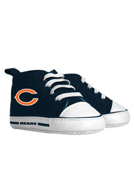 Chicago Bears Baby Pre-Walk Shoes - Grey