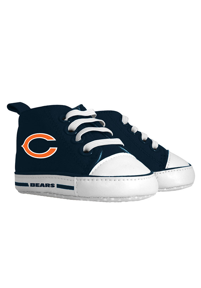Chicago Bears Pre-Walk Baby Shoes - Image 1