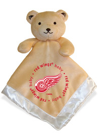 Detroit Red Wings Baby Security Blanket - Red