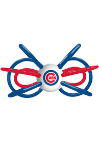 Chicago Cubs Baby Rattle Teether Rattle - Blue