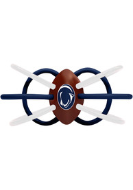 Penn State Nittany Lions Baby Teether Rattle - Navy Blue