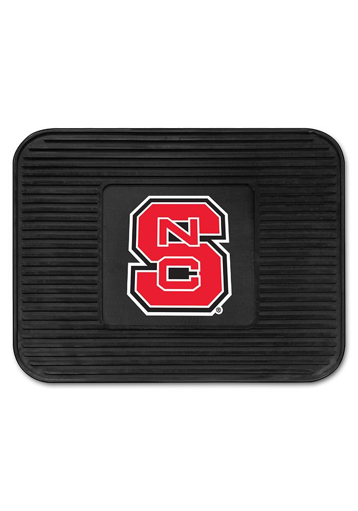 Sports Licensing Solutions NC State Wolfpack 14x17 Utility Car Mat - Image 1