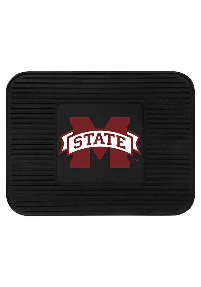 Sports Licensing Solutions Mississippi State Bulldogs 14x17 Utility Car Mat - Image 1