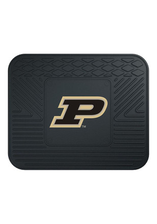 Sports Licensing Solutions Purdue Boilermakers 14x17 Utility Car Mat