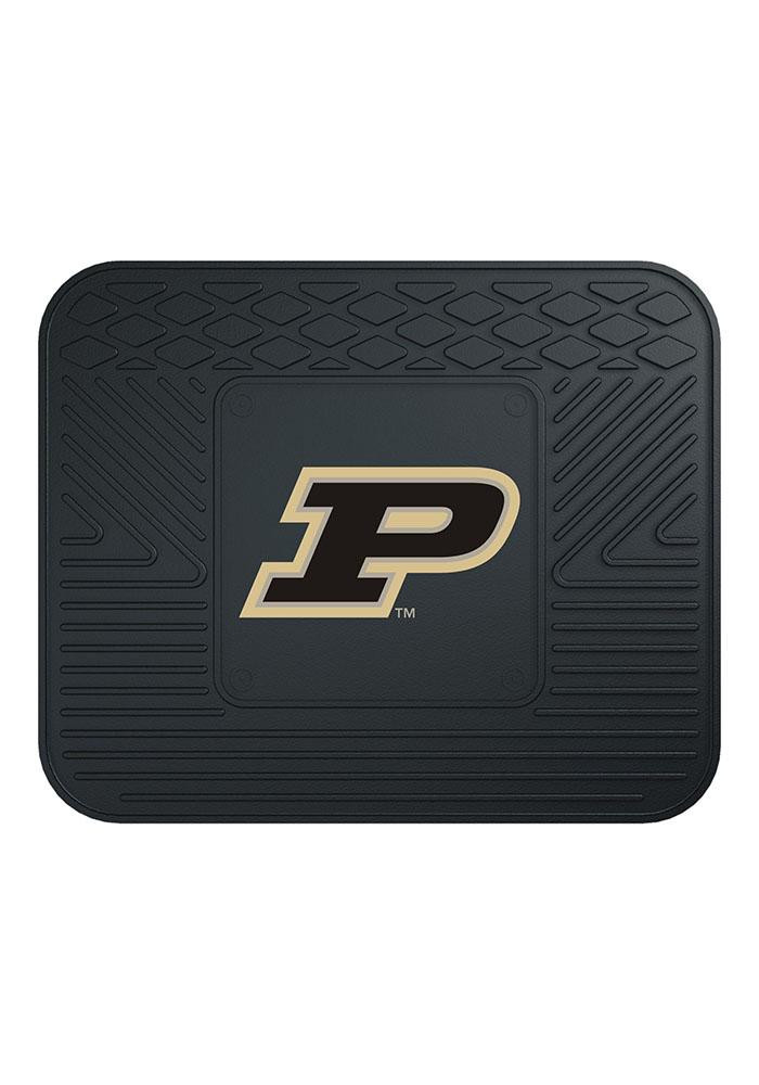 Sports Licensing Solutions Purdue Boilermakers 14x17 Utility Car Mat - Image 1