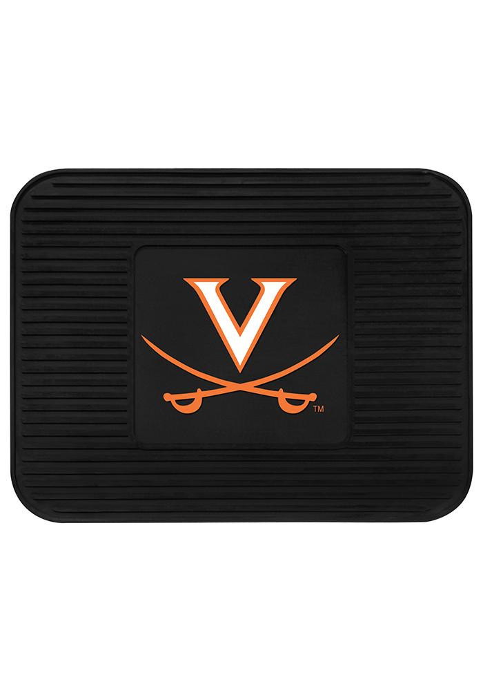 Sports Licensing Solutions Virginia Cavaliers 14x17 Utility Car Mat - Image 1