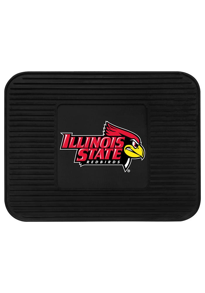 Illinois State Redbirds 14x17 Utility Car Mat - Image 1
