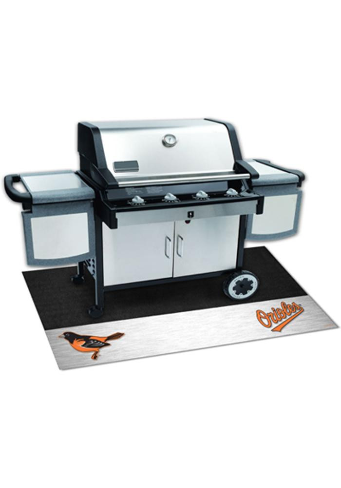 Baltimore Orioles 26x42 BBQ Grill Mat - Image 1