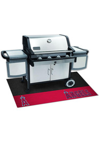 Los Angeles Angels 26x42 BBQ Grill Mat