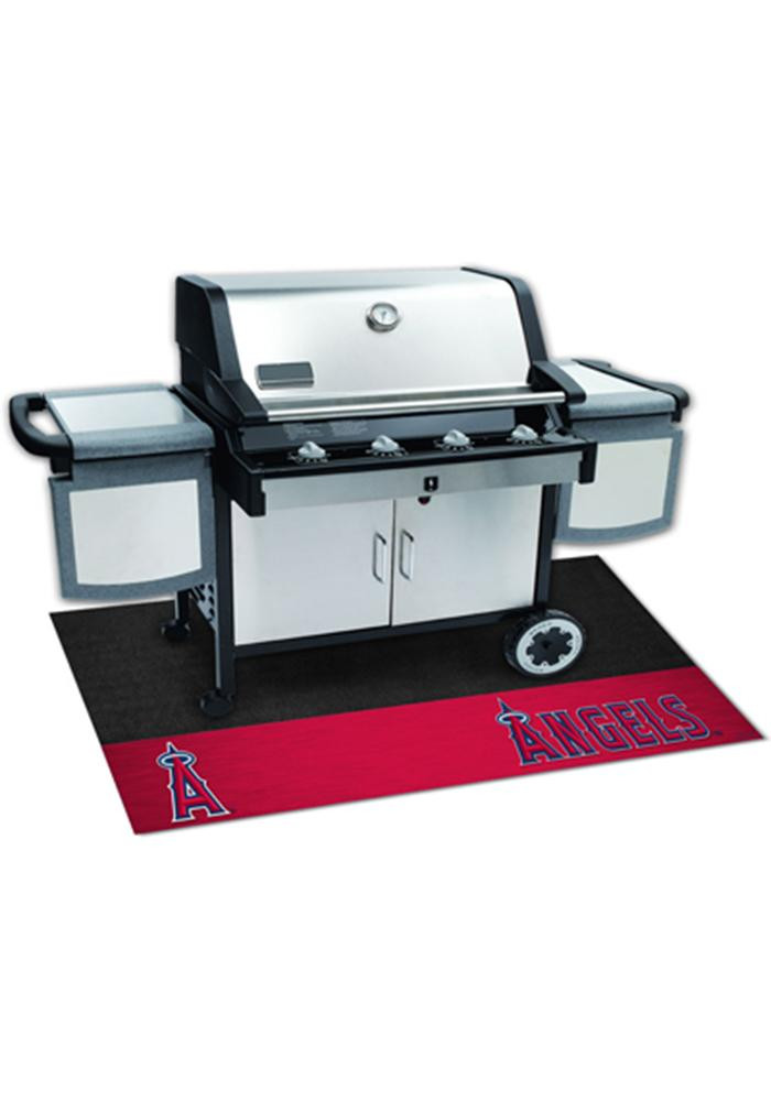 Los Angeles Angels 26x42 BBQ Grill Mat - Image 2