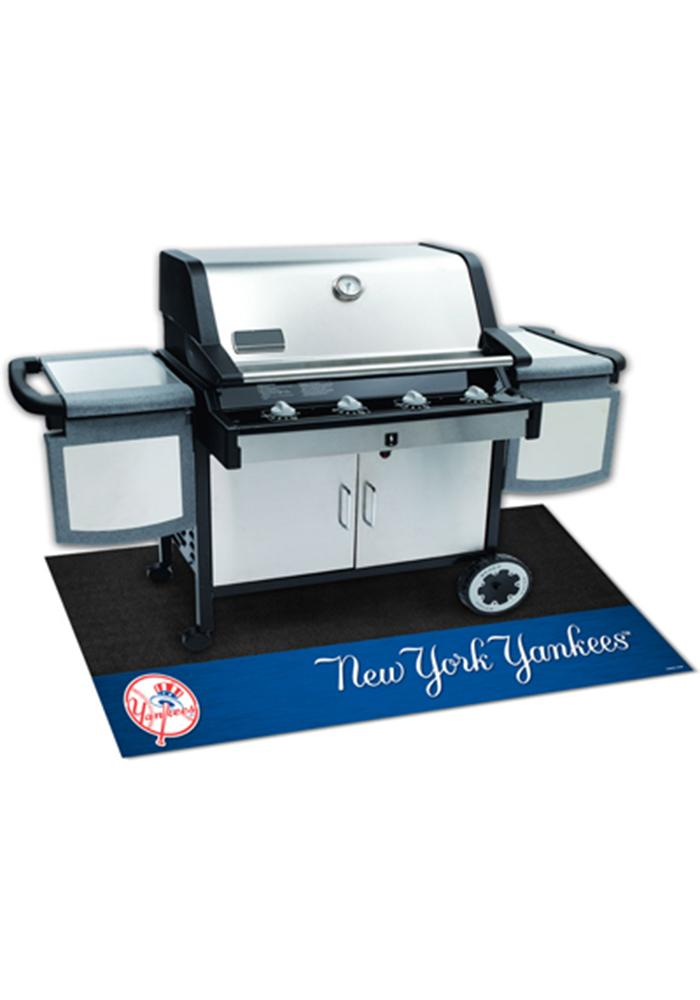 New York Yankees 26x42 BBQ Grill Mat - Image 1