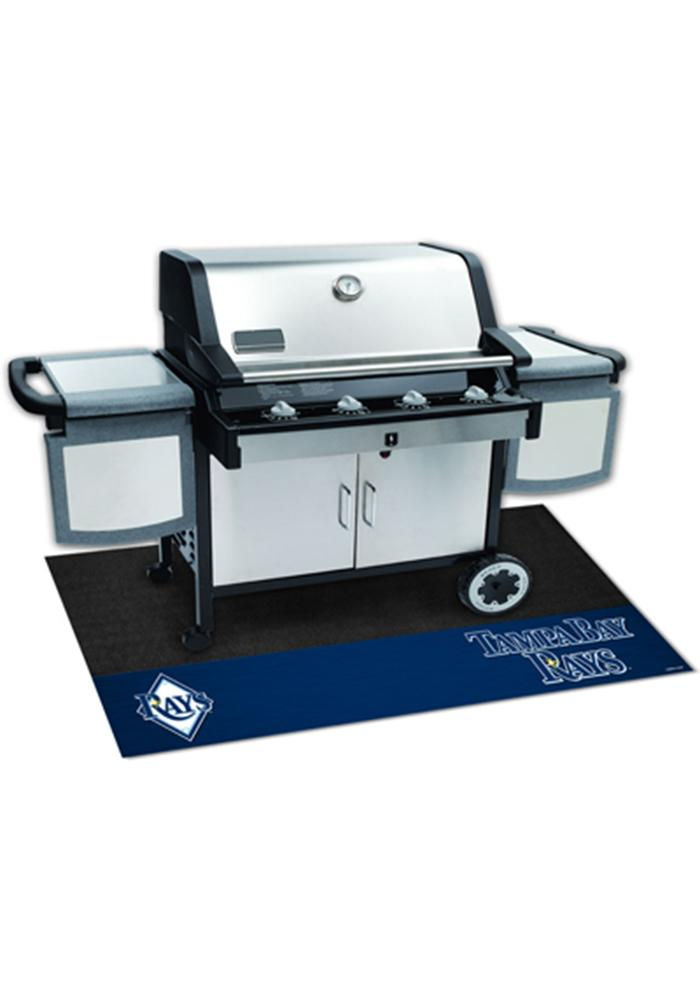 Tampa Bay Rays 26x42 BBQ Grill Mat - Image 1