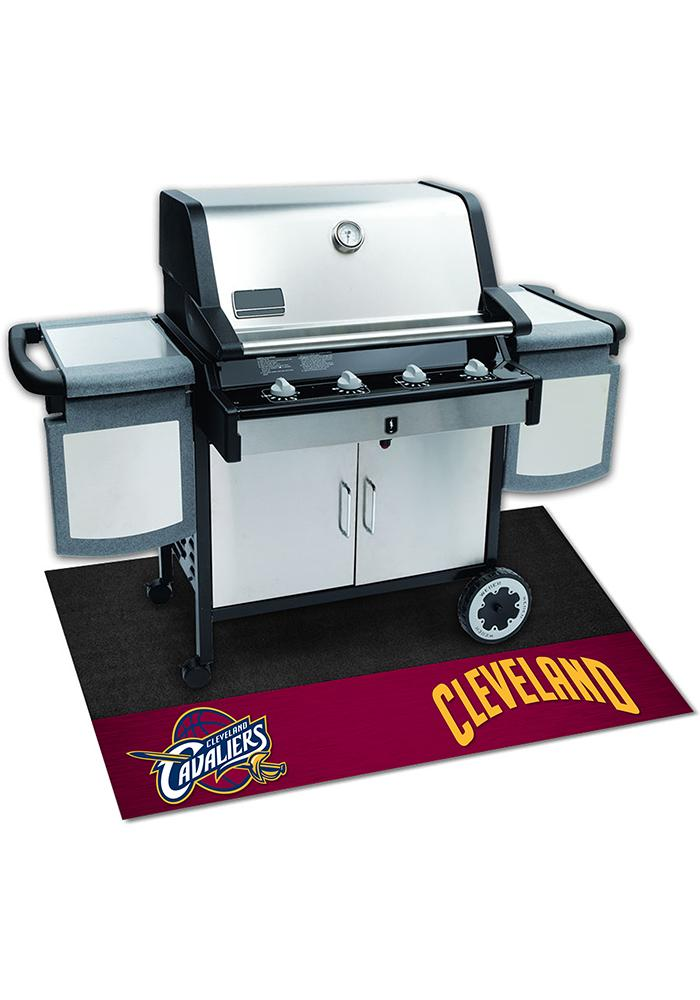 Cleveland Cavaliers 26x42 BBQ Grill Mat - Image 2