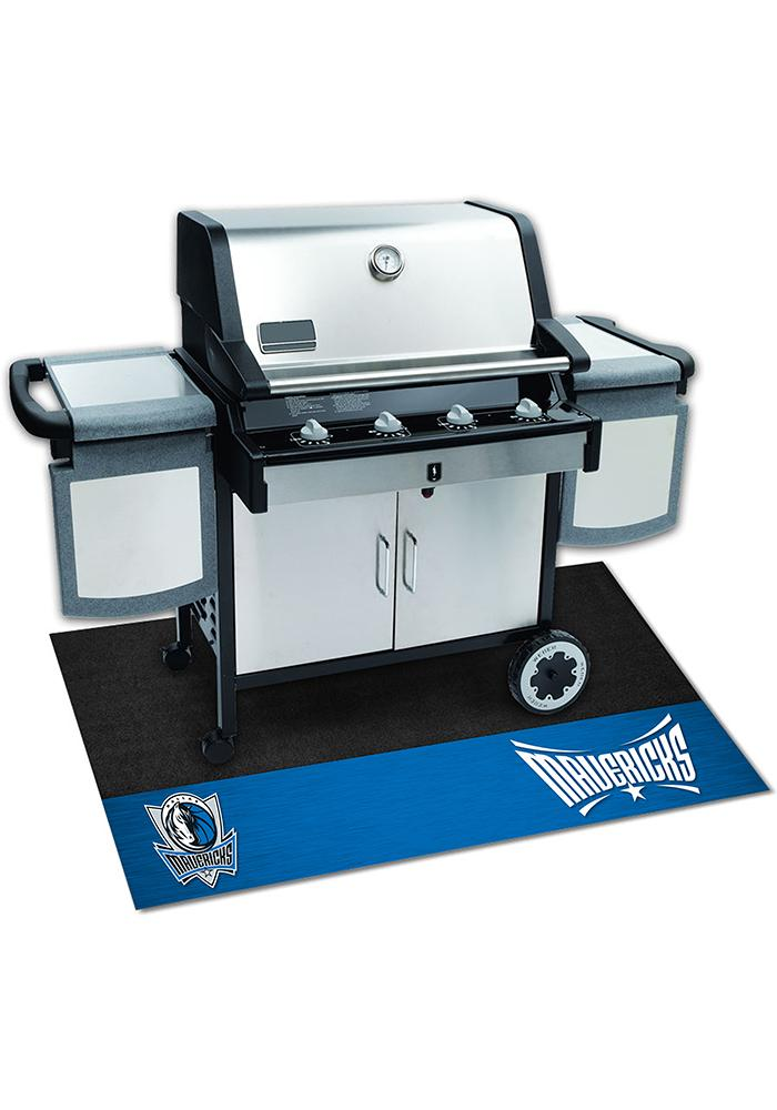 Dallas Mavericks 26x42 BBQ Grill Mat - Image 2