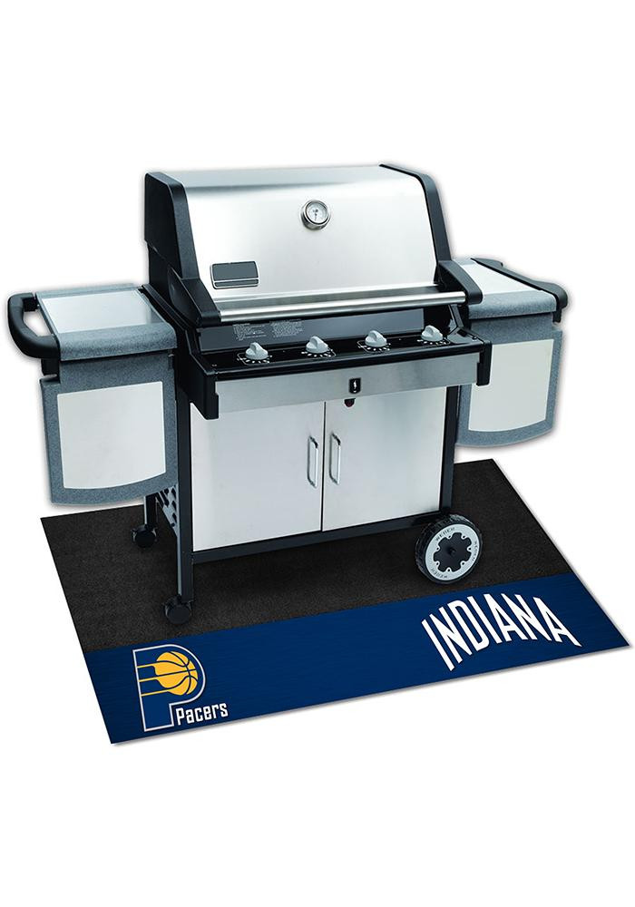 Indiana Pacers 26x42 BBQ Grill Mat - Image 2