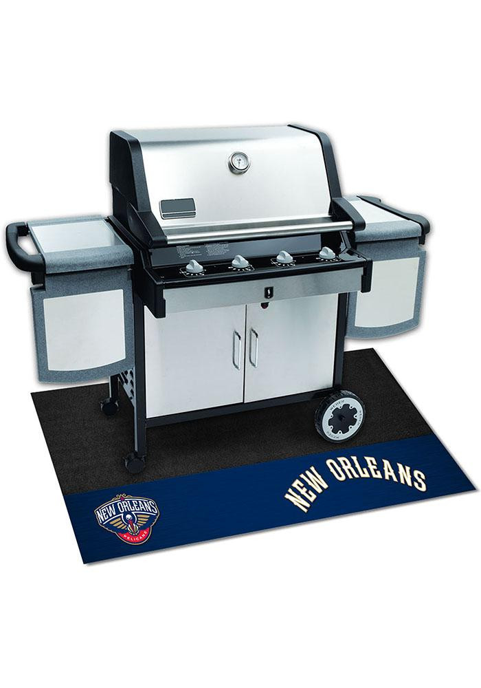 New Orleans Pelicans 26x42 BBQ Grill Mat - Image 2