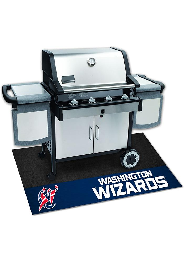 Washington Wizards 26X45 BBQ Grill Mat - Image 2