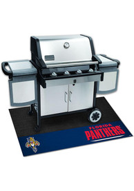 Florida Panthers 26x42 BBQ Grill Mat