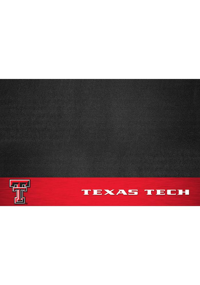 Texas Tech Red Raiders 26x42 BBQ Grill Mat - Image 2