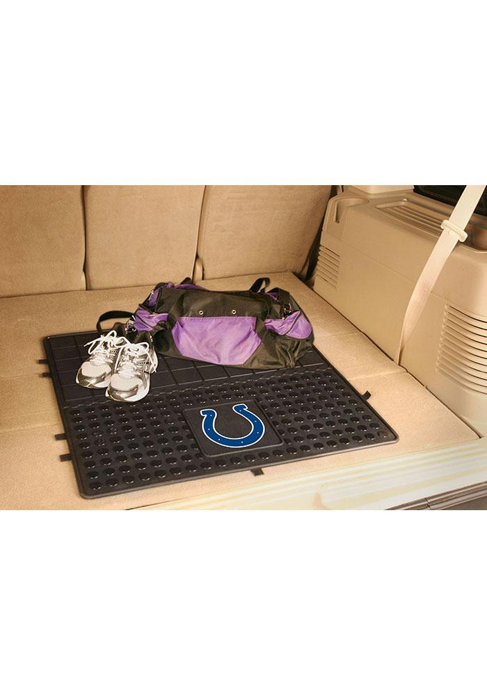 Indianapolis Colts Heavy Duty Vinyl Car Mat - Image 2