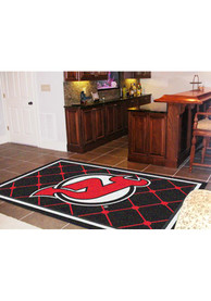 New Jersey Devils Team Logo Interior Rug