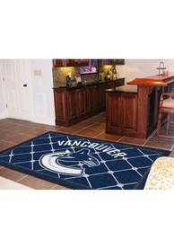 Vancouver Canucks Team Logo Interior Rug