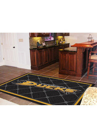 Anaheim Ducks Team Logo Interior Rug