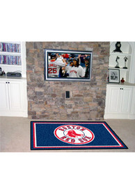 Boston Red Sox Team Logo Interior Rug