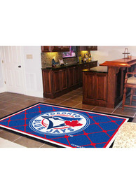 Toronto Blue Jays Team Logo Interior Rug