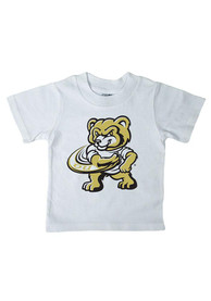 Oakland University Golden Grizzlies Infant Logo T-Shirt - White